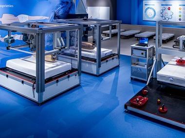 testování matrací